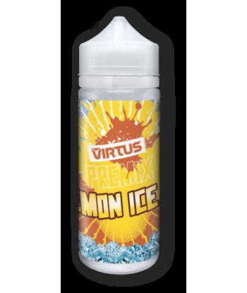 Płyn Virtus Lemon Ice Tea 80ml