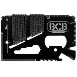 Karta survivalowa BCB Mini...